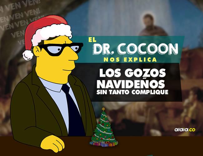 Los gozos navideños son muy populares en Colombia y otras partes de latinoamérica, pero su mensaje es un poco difícil de entender. Para eso existe el Dr. Cocoon | Al Día