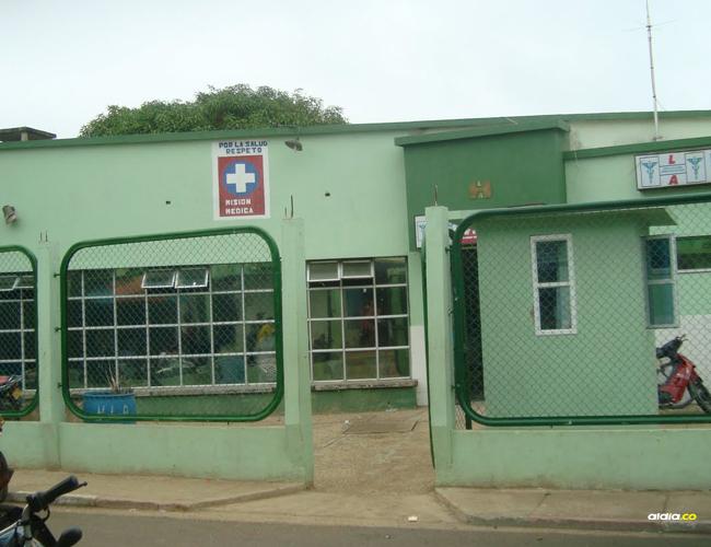 Fachada del hospital local de Arjona   Archivo particular