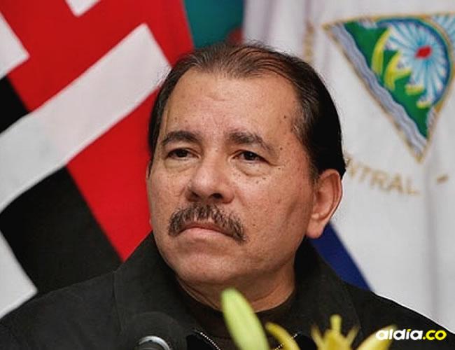 El presidente de Nicaragua, Nicolás Ortega | Radio La Primerisima