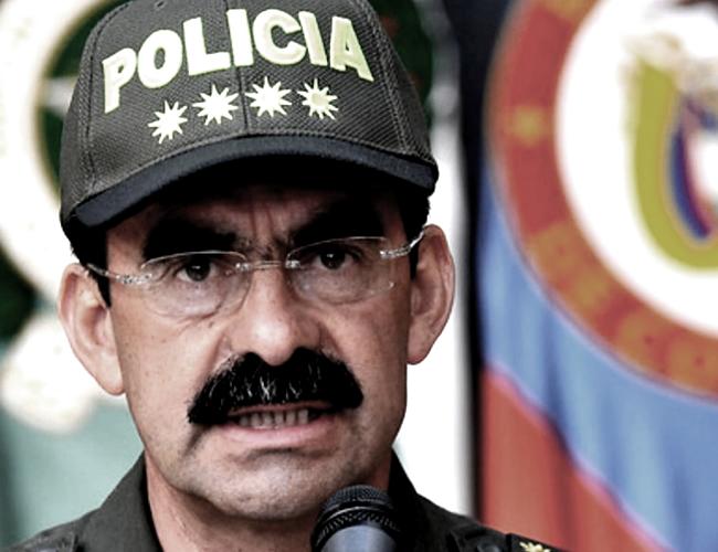 El más reciente escándalo al interior de la Policía terminó con investigación y renuncia del general Rodolfo Palomino | ALDÍA