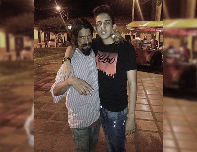 Juan Sebastián Herrera es un joven de 20 años oriundo de Cartago. | Foto: Facebook