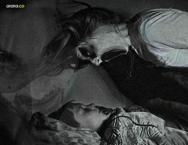 Algunos ven y sienten sombras animales o humanas en la habitación; otros perciben olores a podrido; brujas que se posan, se sientan o se paran en el pecho y aprisionan | ALDIA.CO