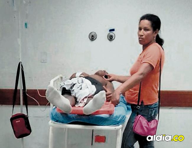 Los heridos se recuperan en el Hospital de Sincelejo. | AL DÍA