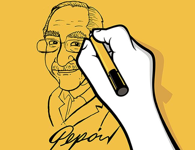 José María López Prieto falleció a los 77 años en Brasil. | Diseño e ilustración: Jair Lizcano (Ligre)