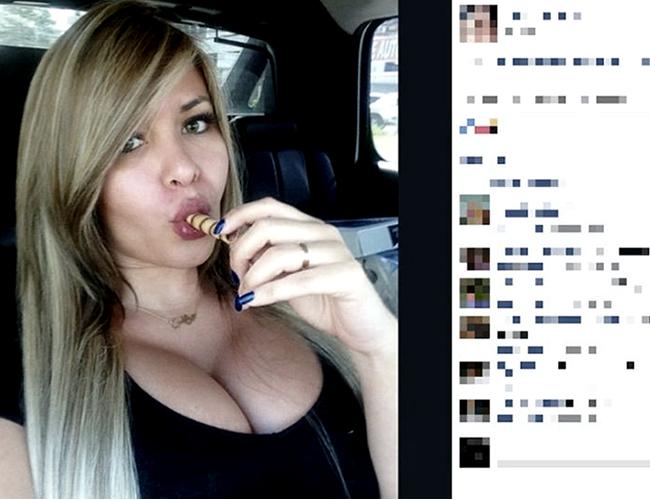 Esta mujer existe sí, pero la cuenta de Facebook que la tiene de foto de perfil utilizada para prácticas deshonestas. | Foto: Pulzo