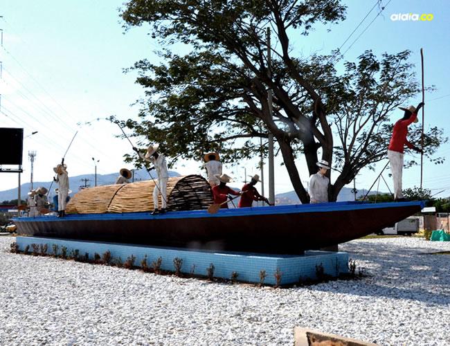 La familia del maestro José Barros mostró su descontento por la escultura que hicieron en su homenaje en Santa Marta. | Al Día