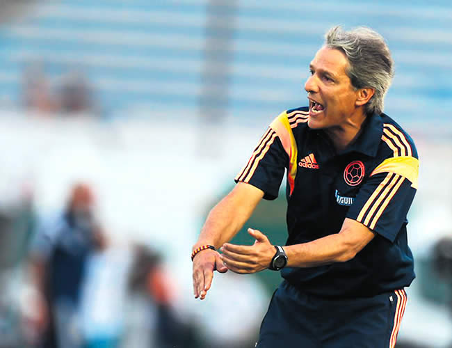 Restrepo comandará la Selección Sub-23 que enfrentará a Estados Unidos el 25 demarzo en Barranquilla.   Foto: Archivo