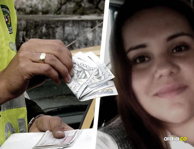 El colaborador suministró seis números celulares que, según él, usaban la abogada Sandra Macías (Foto), llamada la Doctora; Stephanie Benítez, alias Estefani, y Flechas.