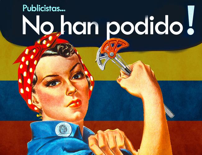 ¿Qué fue primero? ¿El machismo orgánico de un país como Colombia o el machismo que la publicidad, desde que existe, nos inculcado? | ALDÍA.CO