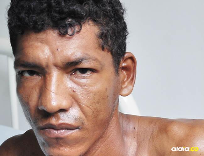 Laudelino Hernández Galván permanece internado en el Hospital Universitario de Sincelejo   Al Día