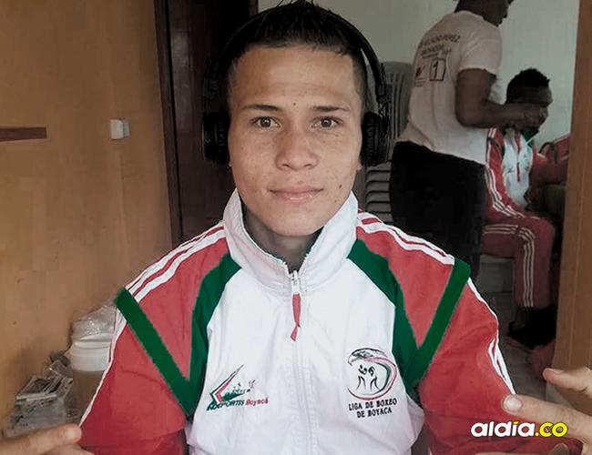 Milton Enrique Zapata Julio, boxeador asesinado ayer. | AL DÍA