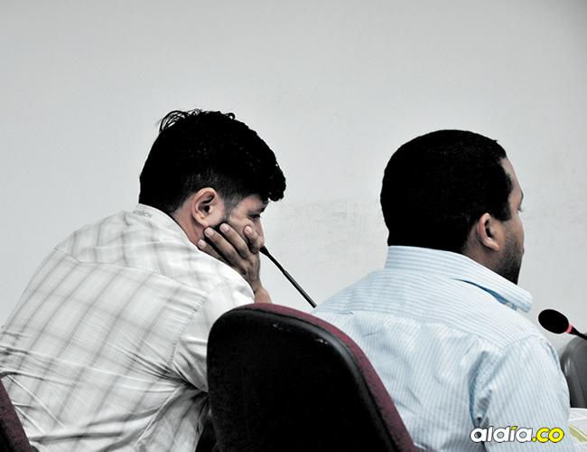 William Hernando Coy Cruz no aceptó el delito de acto sexual abusivo en menor de 14 años imputado por la Fiscalía. | AL DÍA