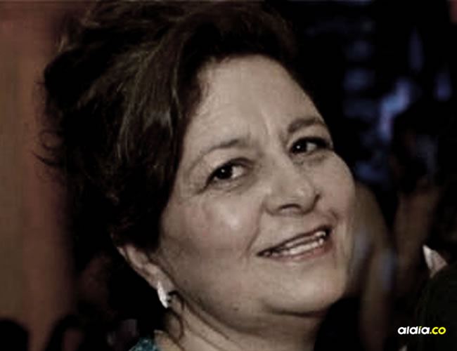 Cristina Zapata fue hasta el 12 de mayo pasado la coordinadora de convivencia del Colegio Distrital Santa Librada   El Tiempo