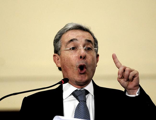 El expresidente dio a conocer cuáles son sus propuestas para modificar el acuerdo final.   conlaorejaroja.com