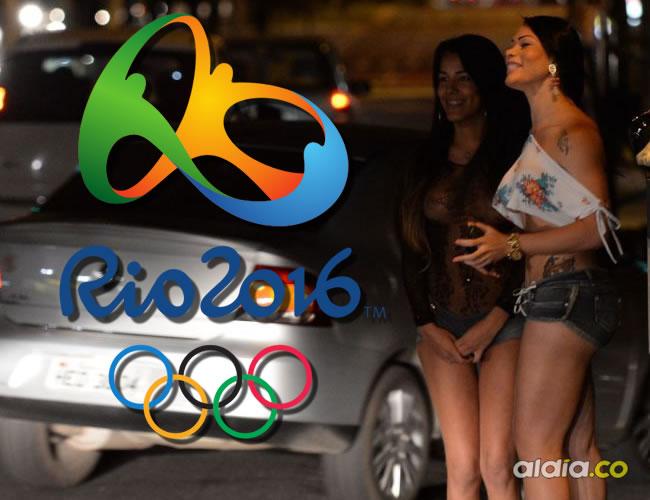La prostitución no es un delito en Brasil y está reconocido por el Ministerio de Trabajo | AFP