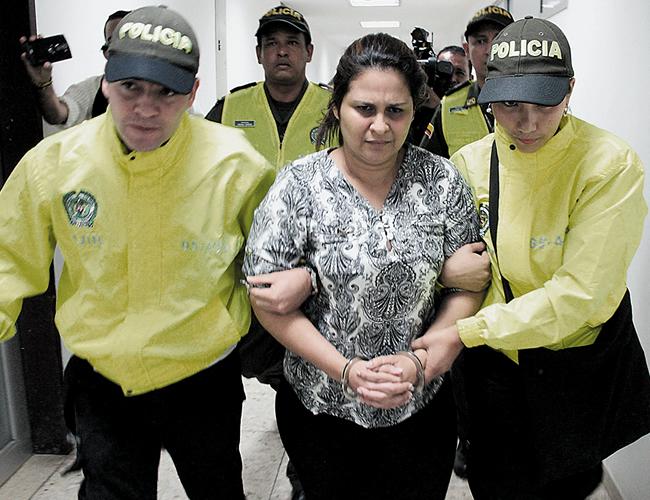 Agentes de la Dijín capturaron el 27 de junio a Jassir, en el Centro de Servicios Judiciales. | Foto: Archivo