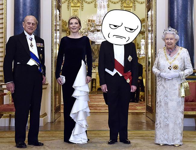 La monarquía inglesa tiene uno de los protocolos más estrictos y extensos de las casas reales en Europa. | EFE