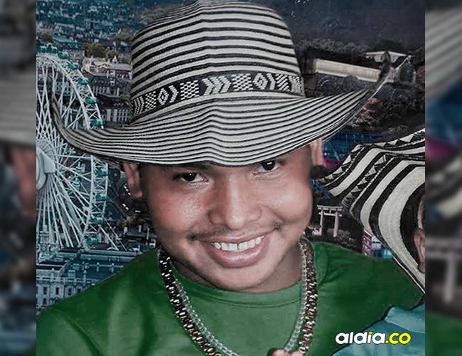 Octavio Hernández Dita, asesinado en el barrio Vista Hermosa de Cartagena. AL DÍA