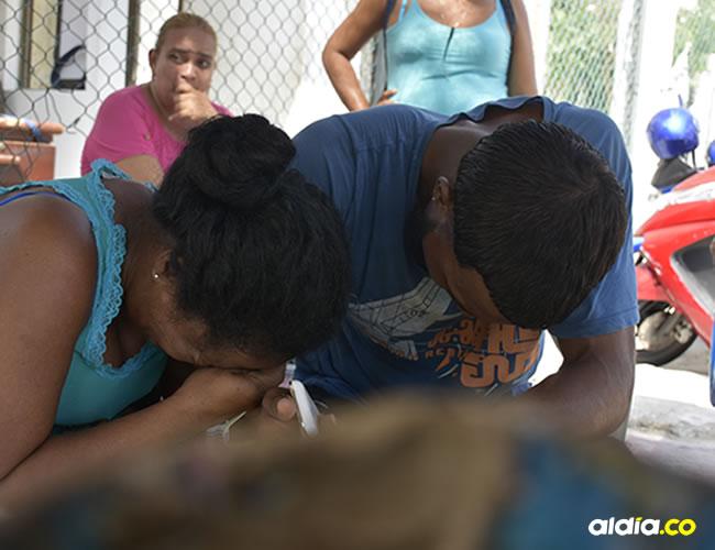 Eliécer Simancas, de 23 años, falleció tras haber sido alcanzado por un disparo | Al Día