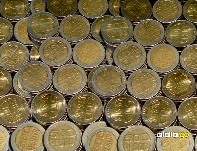 Las monedas no cuentan con un número serial que permita su identificación | ALDÍA.CO
