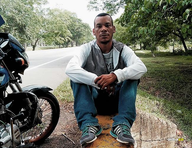 Dilceo Luis Ariza Molina, de 37 años, fue ultimado de 15 tiros por tres pistoleros. | Al Día
