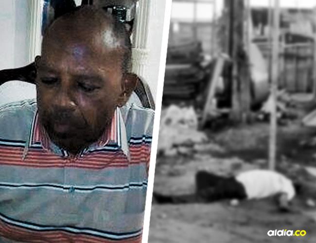 El cuerpo de Morales fue encontrado en el sector conocido como 'la calle del Chipi', cerca a la ciénaga de Mallorquín. | AL DÍA