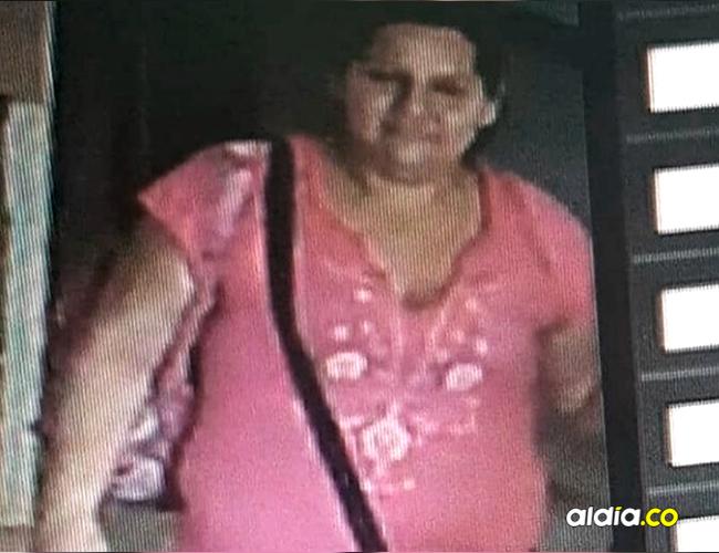 La Gobernación del Magdalena ofrece una recompensa para quienes tengan información del paradero de esta mujer. | AL DÍA