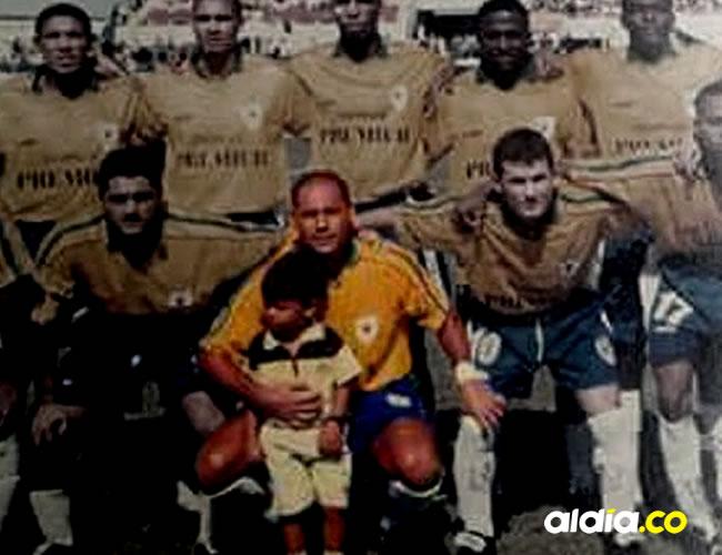 Roberto Cabañas solo jugaba los partidos del local. Anotó tres goles durante los 9 partidos | Jhon Capella