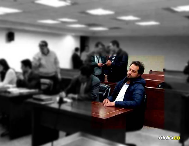 Rafael Uribe Noguera comparece en la audiencia por al menos tres delitos relacionados con el crimen de la niña Yuliana Samboní | Semana