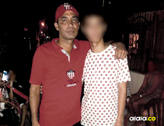 Ives De Alba Silva, de 37 años, comerciante de repuestos para máquinas pesadas, murió en el Paso La Alboraya. | AL DÍA