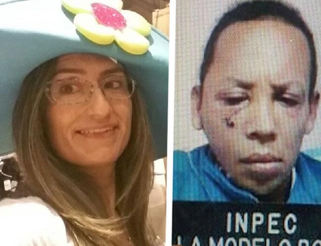 Claudia Giovanna Rodríguez conoció a Julio Alberto Reyes a finales del 2014, en una brigada de salud en La Modelo | El TIEMPO