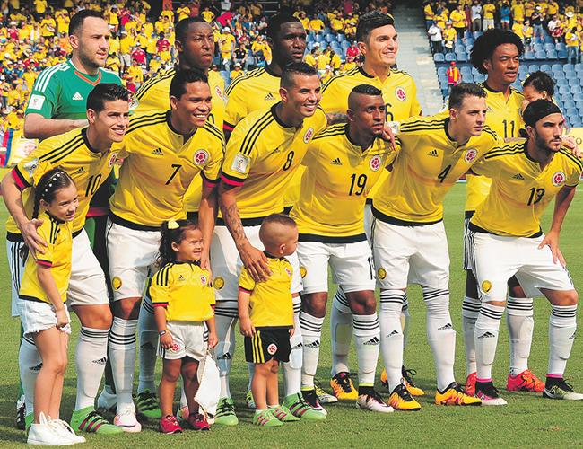 La tricolor cantó victoria en Barranquilla y crece la aspiración de clasificar al mundial de Rusia 2018. | Foto: AL DÍA