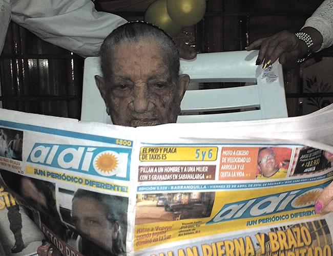 Isabel María Llanos, se mantiene AL DÍA con nuestras noticias | Foto jonathan Díaz
