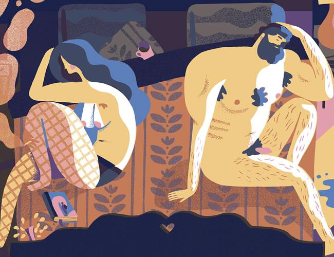 Muchas mentiras y mitos podrían estar arruinando nuestra vida sexual | Ilustración de: Doghead4evz