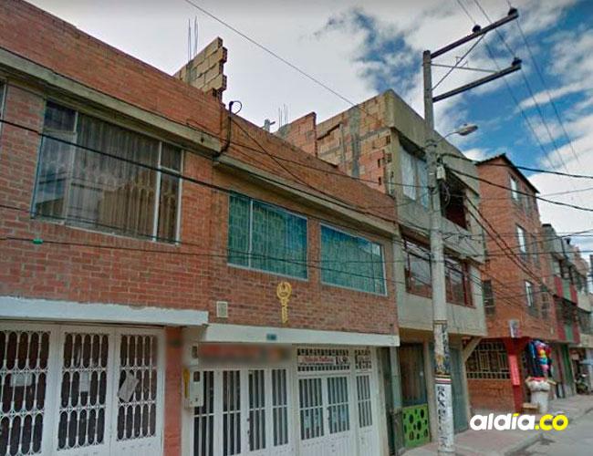 El hecho ocurrió en la localidad Suba en Bogotá. Google Maps.