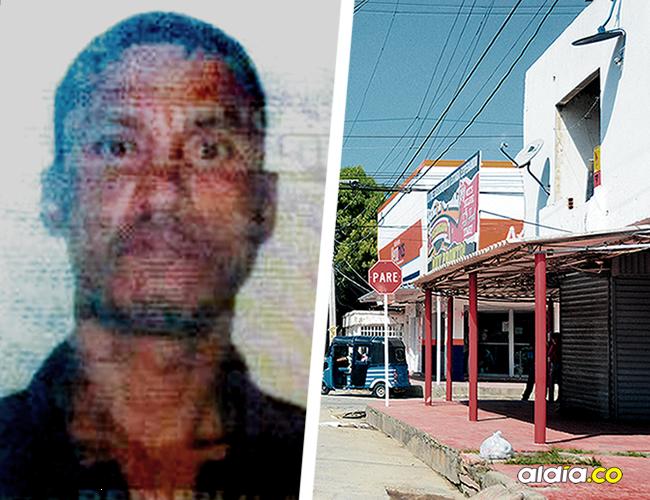 En la calle 74 con carrera 17, barrio Los Cedros, de Soledad, ocurrió el asesinato de Stevenson Mendoza Álvarez. | AL DÍA