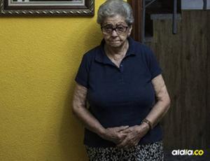 María Luisa Martínez Barranco, anciana que mató a su hijo discapacitado I El País