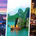 Sitios turísticos, gastronomía exquisita y paisajes inolvidables es lo que encontrarán en estos destinos.    AL DÍA