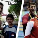 Una de las historias más conmovedoras fue la del nadador de Singapur que le arrebató la medalla de oro a su ídolo, el estadounidense Michael Phelps | ALDIA.CO