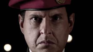 Andrés Parra le da vida a Hugo Chávez en la nueva producción de RCN y TNT | Cortesía