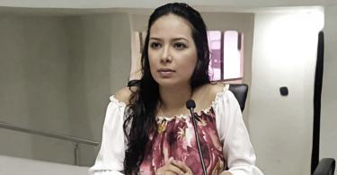 Ángela Hernández, diputada santadereana por el Partido de la U. | Foto: lasillavacia.com