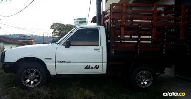 Genith Gámez iba a bordo de un camión tipo furgón marca Chevrolet, en compañía de Roger Rodríguez, su compañero sentimental   Archivo