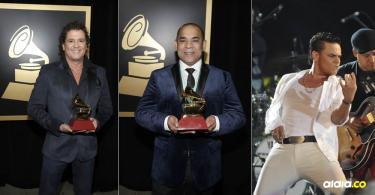 El samario Carlos Vives ganó Mejor Álbum Tropical Contemporáneo, el también samario Milton Salcedo fue escogido como el mejor arreglista y el urumitero Silvestre Dangond obtuvo su primer Grammy.
