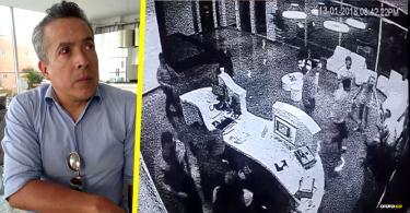 Andrés Avilés ya se recupera de las heridas en su residencia    AL DÍA