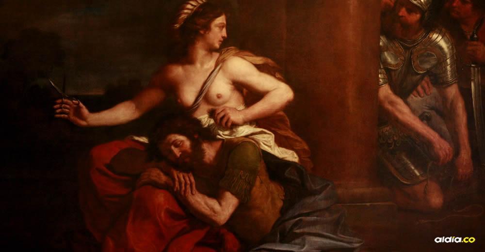 La historia de Sansón y Dalia tiene un detalle especial que nos omitían y que cambia gran parte de la historia | Atresmedias.com