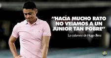 El DT Giovanni Hernández aún no ha encontrado la fórmula para competir en los tres torneos que disputa Junior | El Heraldo