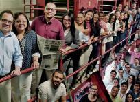 Decenas de experiencias relatadas por periodistas, diseñadores, extrabajadores, operarios, conforman esta vistosa lista. | Al Día