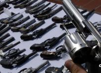 51 armas fueron robadas en el interior de la escuela Antonio Nariño ubicada en Soledad | Archivo