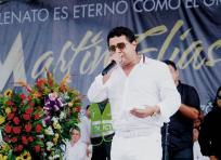 Rafael Santos confirmó que participará en el homenaje a su fallecido hermano durante el Festival Vallenato.