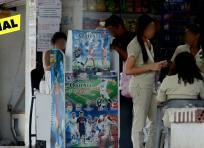 Las universidades son clave para comercializar las apuestas deportivas ilegales. En la imagen un punto cercano a la Metropolitana | Al Día